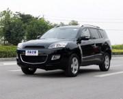 吉利新款豪情SUV上市 (1)