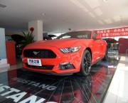 福特新款Mustang上市 (1)