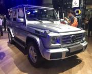 2016广州车展:奔驰G级两款新车上市 (1)