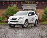 五十铃mu-X新增车型上市 (1)