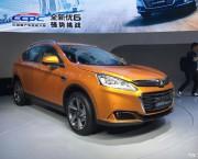 新款纳智捷优6 SUV上市 (1)