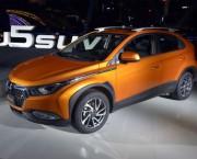 纳智捷U5 SUV正式上市 (1)