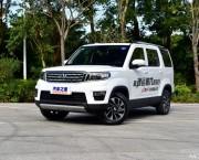 长安欧尚X70A正式上市 (1)