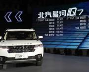 昌河Q7车型正式上市 (1)