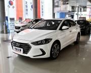 北京现代领动1.4T新车型上市 (1)