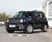 Jeep自由侠新增两款车型 (1)