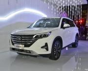 广汽传祺全新GS5上市 (1)