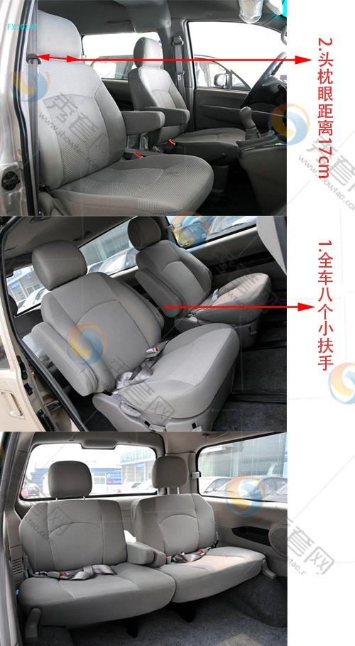 X1023T 风行菱智 东风风行 东风风行 座套 坐垫 脚垫 尾箱垫 车型选择高清图片