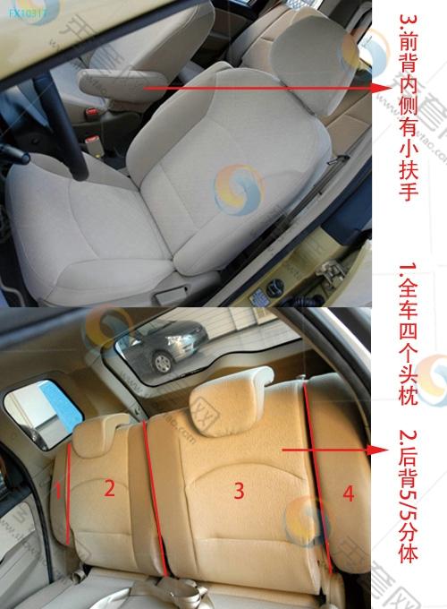 31T 景逸 东风风行 东风风行 座套 坐垫 脚垫 尾箱垫 车型选择 秀套网高清图片