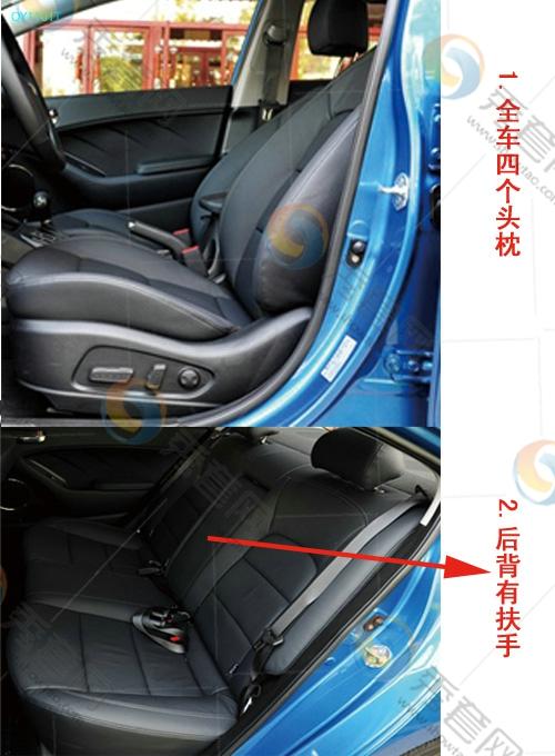 Y1101T 起亚K3 东风悦达 起亚 座套 坐垫 脚垫 尾箱垫 样板 安装 尺寸 高清图片